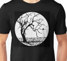 After the Storm Original Pen and Ink Drawing Unisex T-Shirt