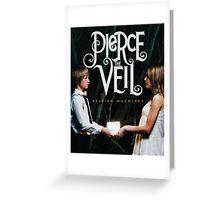 Selfish Machines Pierce The Veil - dono Greeting Card