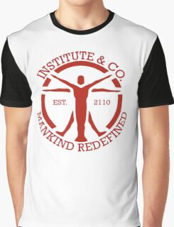 The Institute and CO. Graphic T-Shirt
