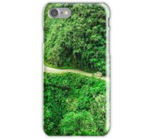 Legendary Roads: Death Road iPhone Case/Skin