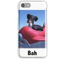 "Dog of Wisdom - ""Bah"" iPhone Case/Skin"