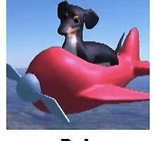 "Dog of Wisdom - ""Bah"" by amazingsk47"