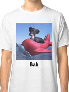 """Dog of Wisdom - """"Bah"""" Classic T-Shirt"""