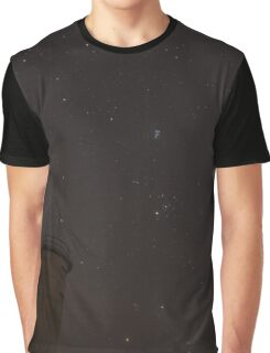 WWII Tower under the stars Graphic T-Shirt