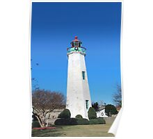 Old Point Comfort Lighthouse Poster