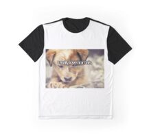 I Really Love Animals - andthatswhoiam Graphic T-Shirt