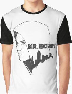 Mr. Robot T-Shirt Graphic T-Shirt