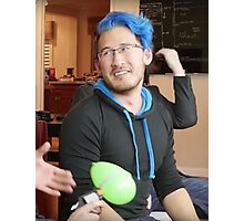 Balloon Roulette Markiplier Photographic Print