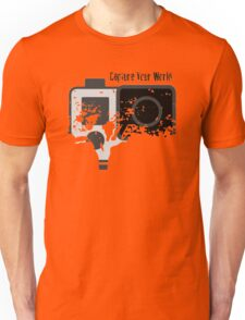 GoPro - Capture Your World - Merchandise 2016 Unisex T-Shirt