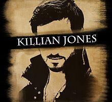 Killian Jones | Once Upon a Time by Shaun Finbarr Swann