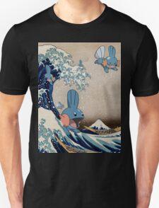 Mudkip Wave Unisex T-Shirt