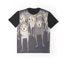 Zombie Elves Graphic T-Shirt