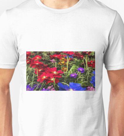 Iridescent Spring Unisex T-Shirt