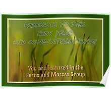 NOT FOR SALE - Banner - New Year's Week Feature Poster