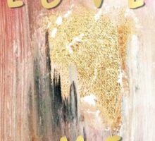 Love me Sticker