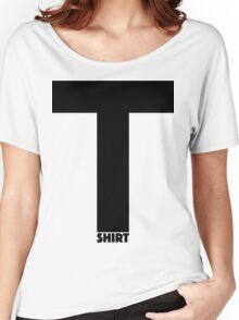 The T Shirt Women's Relaxed Fit T-Shirt