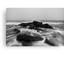 Wave Canvas Print