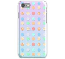 ♥♥♥ THE PASTEL PLANETS OF THE SOLAR SYSTEM PATTERN ♥♥♥ iPhone Case/Skin