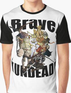 Brave Undead Graphic T-Shirt