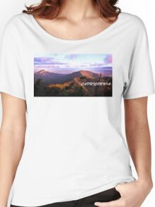 Capricornia Skies Women's Relaxed Fit T-Shirt
