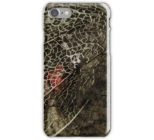 No more a flower iPhone Case/Skin