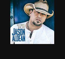 Jason Aldean Old Boots Dirt Country T-Shirt