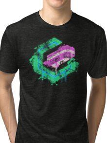 Xenoblade X - Curator  Tri-blend T-Shirt