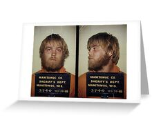 Free Steven Avery Greeting Card