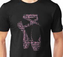 BALLET POINTE SHOES Unisex T-Shirt