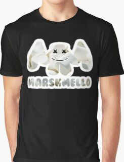 Marshmellow design with stroke Graphic T-Shirt