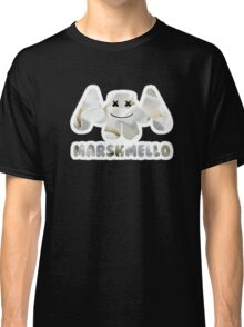 Marshmellow design with stroke Classic T-Shirt