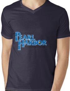 Pearl Harbor Remembrance Day Logo Mens V-Neck T-Shirt