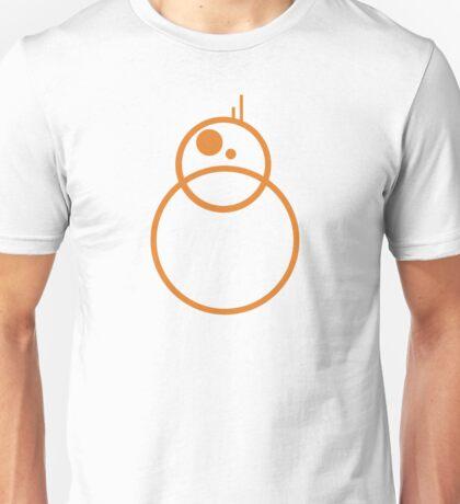 Minimal Trans BB8 Unisex T-Shirt