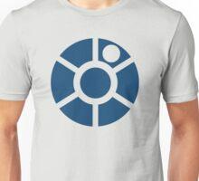 Minimal Trans R2D2 Unisex T-Shirt