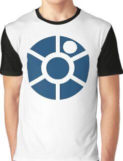 Minimal Trans R2D2 Graphic T-Shirt