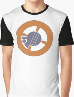 BB8 Logo Graphic T-Shirt