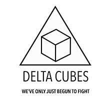 Community - Delta Cubes by izzydelacour