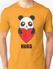 Panda Hugs Unisex T-Shirt