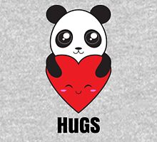 Panda Hugs Women's Relaxed Fit T-Shirt