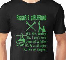 Rigger's Girlfriend Unisex T-Shirt