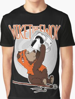 Wiket the Ewok! Graphic T-Shirt