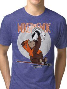Wiket the Ewok! Tri-blend T-Shirt