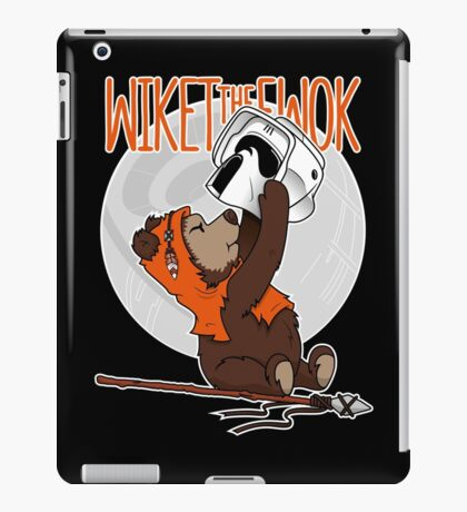 Wiket the Ewok! iPad Case/Skin