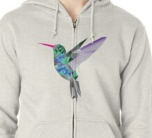 Put a Bird On It! Zipped Hoodie