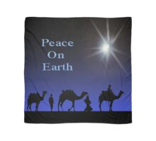 Peace on Earth Scarf