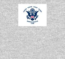 Flag of the United States Coast Guard Unisex T-Shirt