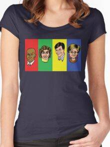 Strangers with Candy Women's Fitted Scoop T-Shirt