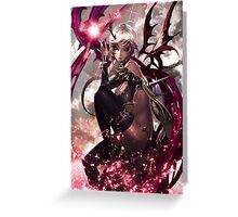 Devil Maker Greeting Card