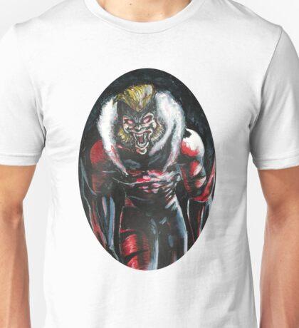 Sabertooth Unisex T-Shirt