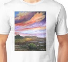 Strangford Impression (view from Island Hill) Unisex T-Shirt